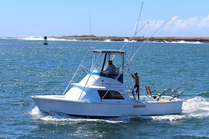 Big Ta Do, fishing boat on Kauai