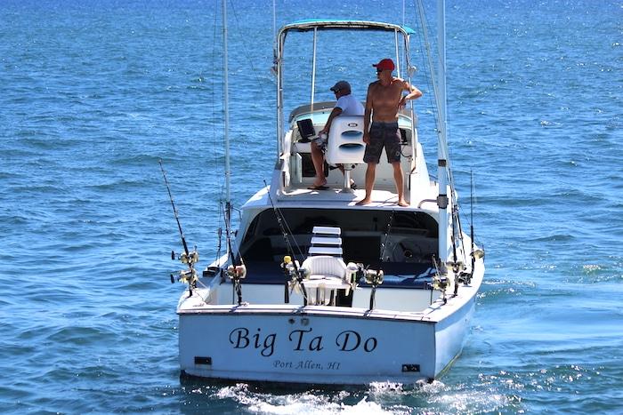 Big Ta Do, Port Allen fishing boat
