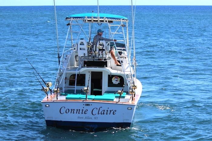Connie Claire, Port Allen fishing boat