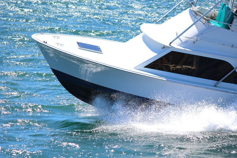Kauai fishing boat