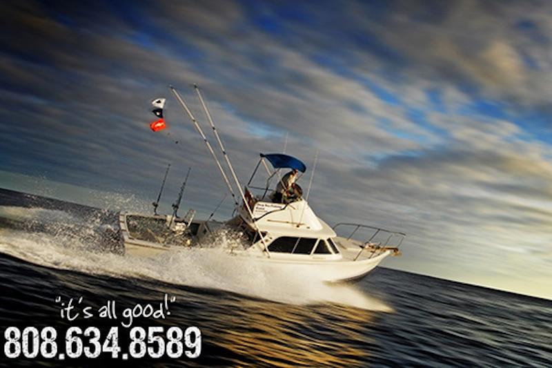 The Big Ta Do fishing boat, Port Allen