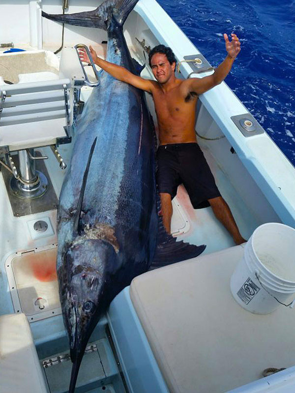 Marlin Fishing on Kauai