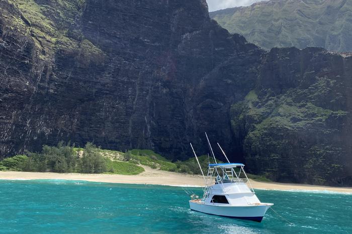 Fishing Charters off Na Pali Coast